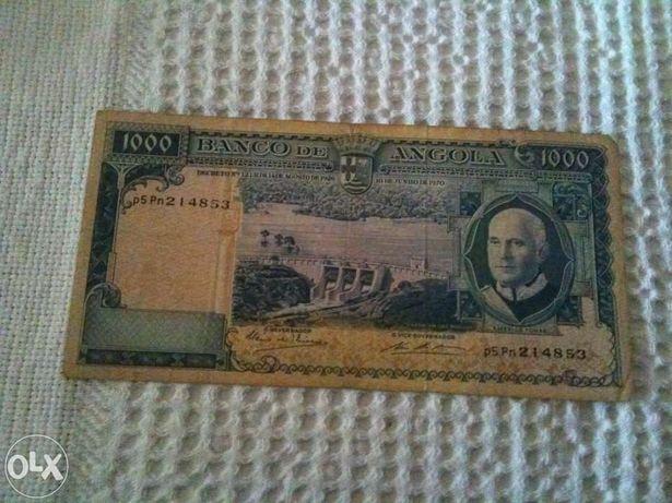 1000 Escudos de Angola