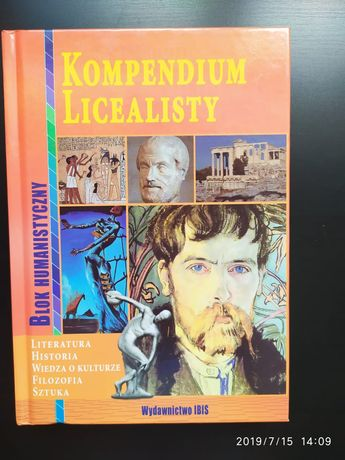 Kompendium licealisty. Blok humanistyczny