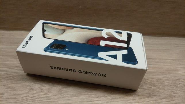 Samsung Galaxy A12 NOWY kupiony w Play
