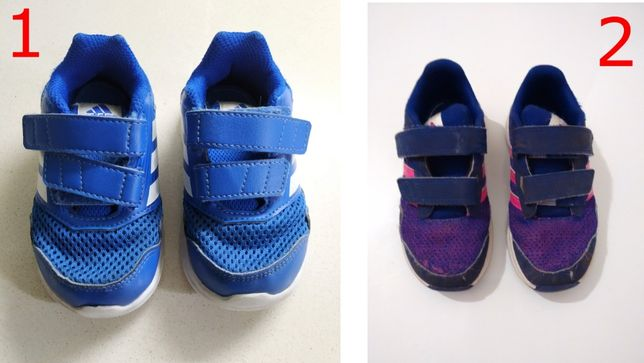 Ténis Adidas (menino - 22 | menina - 27)