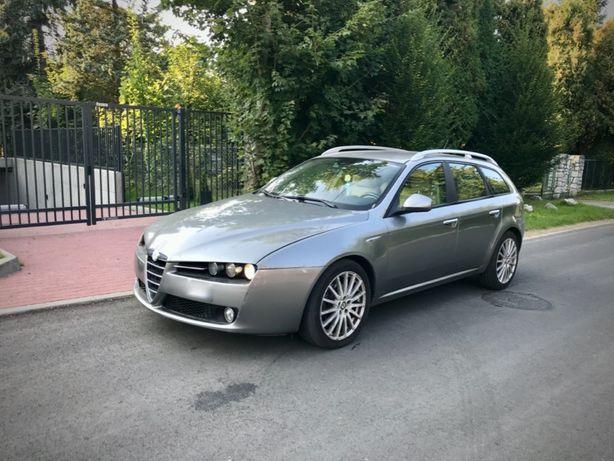 Alfa Romeo 159 1.9 JTDM 150 KM nowy olej i filtry okazja auto do jazdy