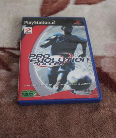 Gra do PS2 Pro Evolituon Soccer