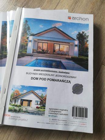 Projekt Archon Dom pod pomarańczą