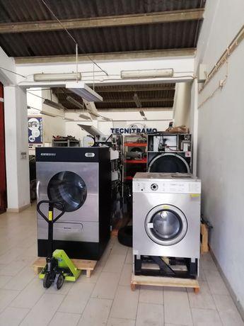 Ocasião de equipamentos para lavandaria