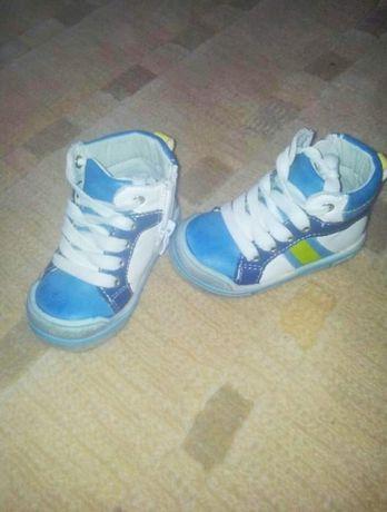 Весенние ботинки на мальчика, ботинки на осень