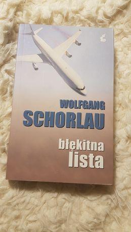 Wolfgang Schorlau błękitna lista