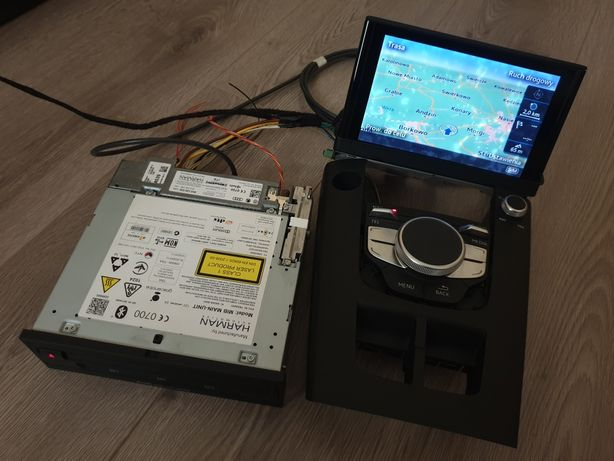 Mib Mib2 USA EU Konwersja Najnowsze Mapy Zdalnie na Wysyłkę Jednostki