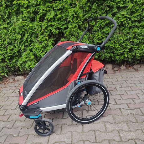 Thule Cross 1 r.2020 Orange przyczepka rowerowa