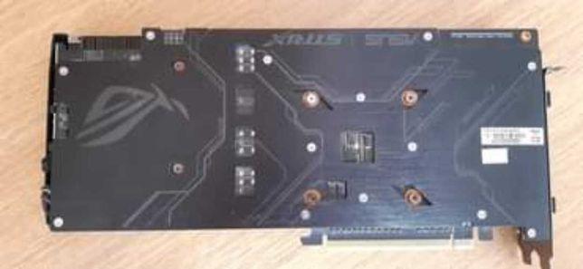GTX 1060 6GB Asus rog strix gaming OC/ LEIAM BEM A DESCRIÇÃO !!