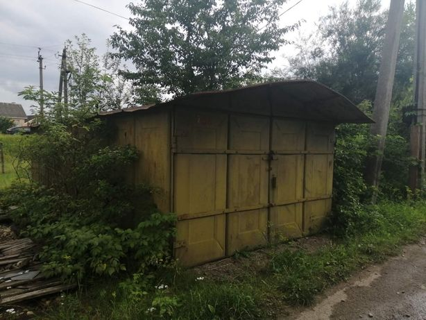 Продам гараж Волговський
