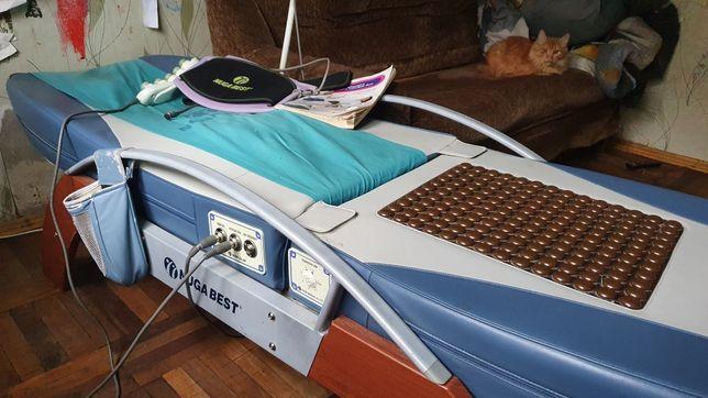 Массаж от массажиста NugaBest кровать NM 5000