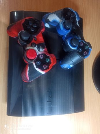 Продам PS3 playstation 3 Super slim