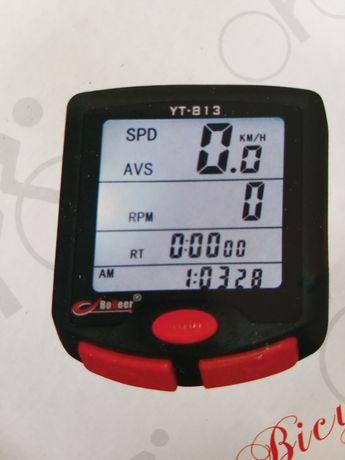 Licznik rowerowy BOGEER YT-813