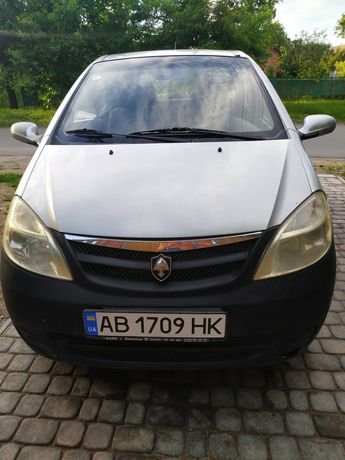 Автомобиль Chana Benni