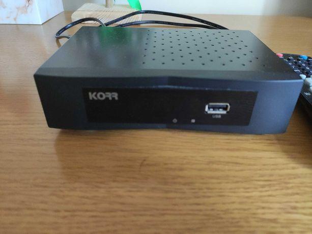 Tuner Korr DVB-T do telewizji naziemnej