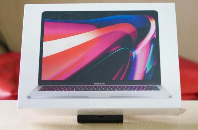"Новый Apple Macbook Pro 13"" M1 Chip Late 2020 Silver 512GB MYDC2"
