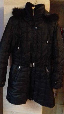 Kurtka pikowana płaszcz r.M