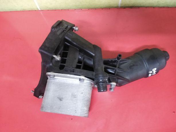 BMW F10 F15 F30 F20 2.0d B47 obudowa filtra oleju chłodniczka