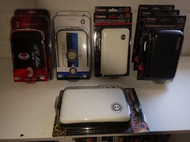 Bolsas nintendo DS e 3DS