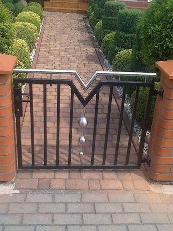 Bramy, ogrodzenia,furtki,balustrady,schody