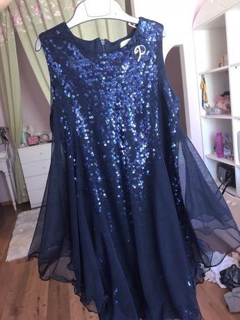 Нереально красивое платье!!! Праздничное! Очень нарядное!