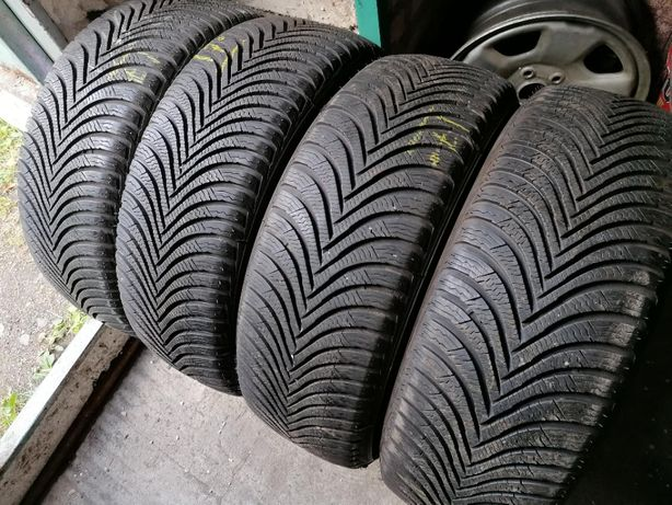 Зимние шины бу 205/55r16 Michelin Dunlop Goodyear Continental