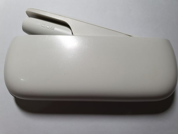 Комплект іqos 3 duo White Edition