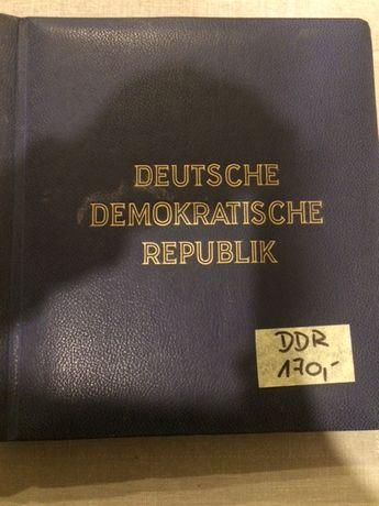 Znaczki kolekcja Niemiecka DDR