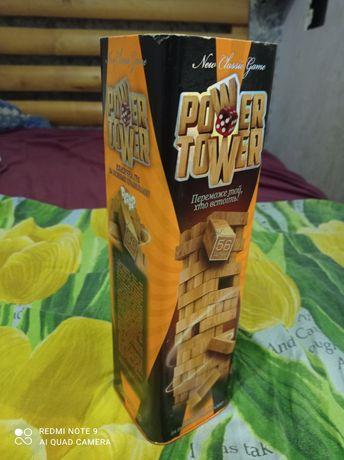 """Дженга """"power tower"""""""