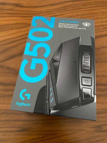 Rato Gaming Logitech G502 Novo Com Garantia