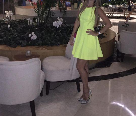 Красивейшее платье Philipp Plein!