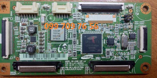 Logic Samsung PSC430A1W 42HD U2P LM LJ92-01708A LJ41-08392A R1.2