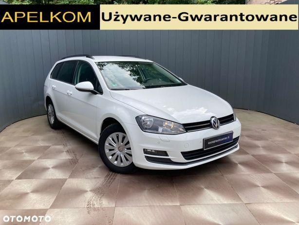 Volkswagen Golf 1,6 Tdi 110 Km,Bezwypadkowy, Grzane, Jeden