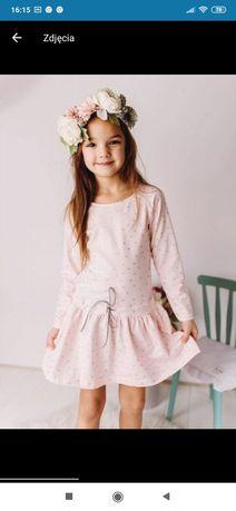 j Nowa sukienka 134