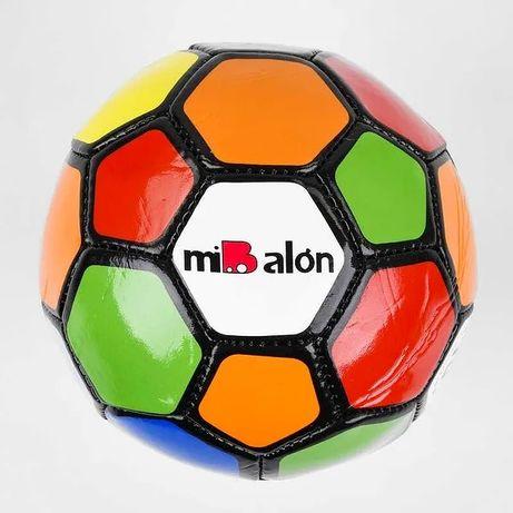 Мяч футбольный детский «Мордашки», PVC, диаметр 14 см