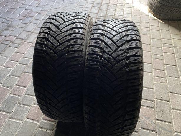 зима 245\55\R17 7.6мм Dunlop SP Winter Sport 3M 2шт шины шини
