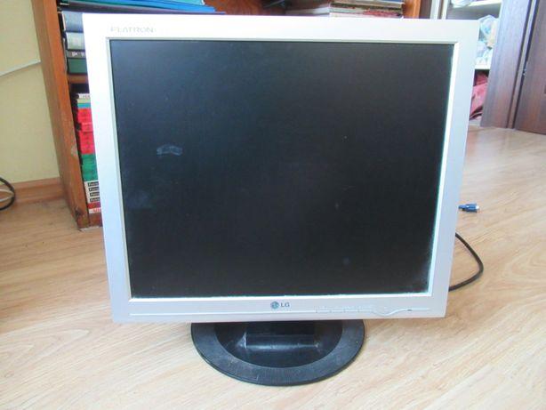 Monitor LG Flatron 1717S - SN, 17 cali