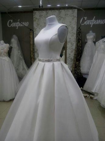 Нова Весільна Сукня.Терміново!