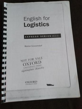 Podręcznik English for Logistics