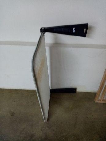 Protecção de cama e escadas