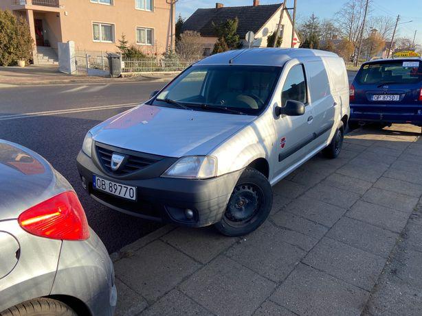 Dacia Logan 1.5 dci 2010r. Klimatyzacja,nowe oc ,wazny przegląd-Faktur