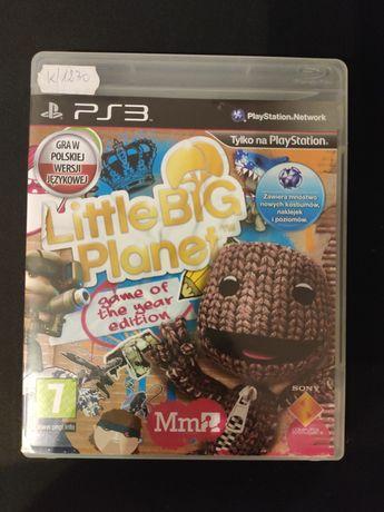Littlebigplanet 1 edycja roku ps3