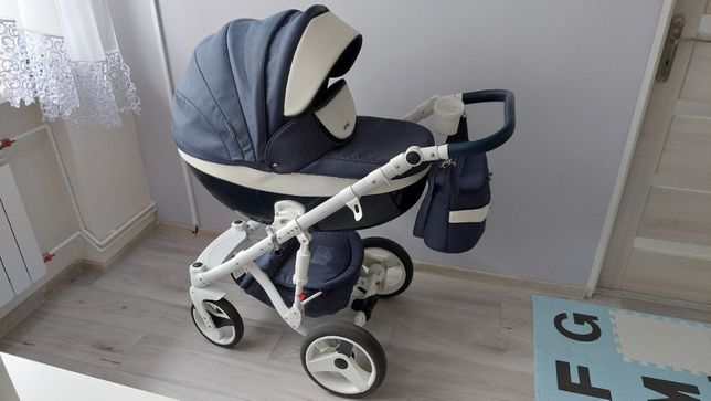 Wózek Adamex MONTE 3w1