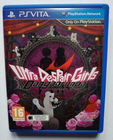 Danganronpa: Ultra Despair Girls - PS VITA
