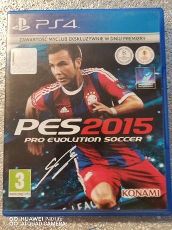 Ps4 Pro Evolution Soccer pl PES 2015 (możliwa zamiana)