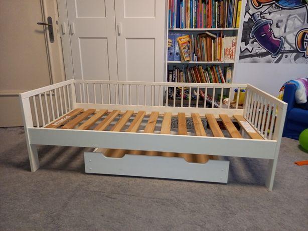 Łóżko dziecięce z szufladą z IKEA