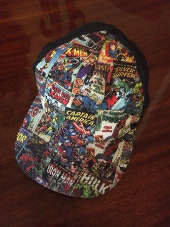 Кепка тракер Marvel