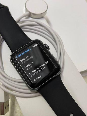Смарт часы apple watch 3 series