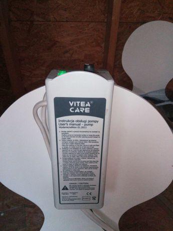 Pompa do materaca przeciwodleżynowego. Vitea Care.