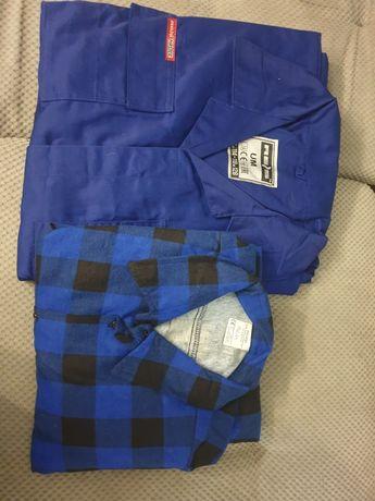 Ubranie robocze BHP XL